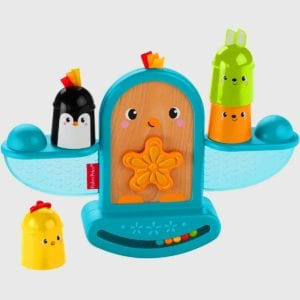POLLITO APILA Y DESCUBRE fisher price