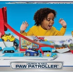 Bus Paw PAtrol Launch and Haul 1