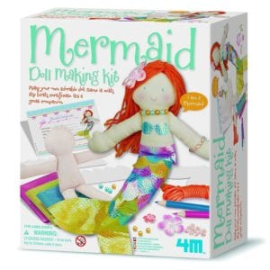 DOLL MAKING KIT MERMAID 4M