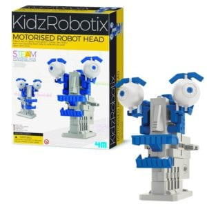 MOTORISED ROBOT HEAD 4m