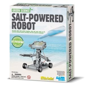 GREEN SCIENCE / SALT POWERED ROBOT