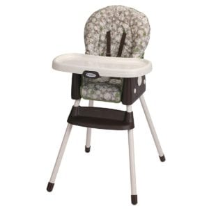 Silla Comedor Portatil para bebe Marca Graco Simple Switch Colombia