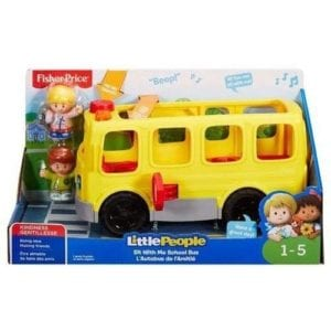 fisher price autobús escolar